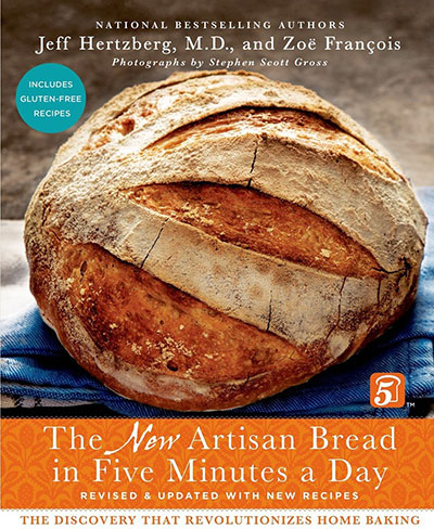 New Artisan Bread in 5-Zoe Francois