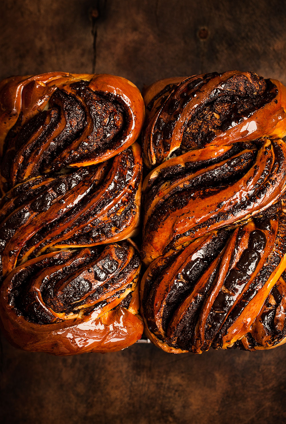 Chocolate babkas