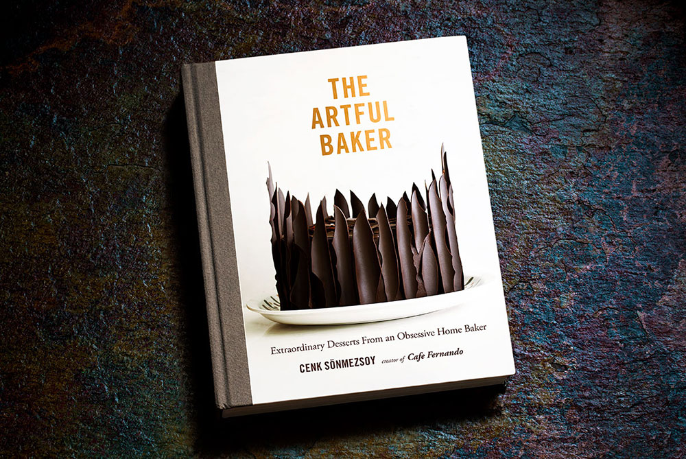 The Artful Baker is out!