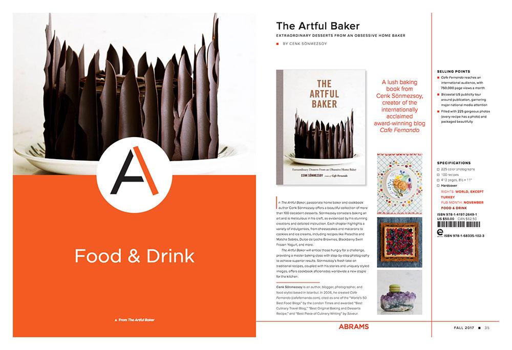 Abrams - Fall 2017 Katalog