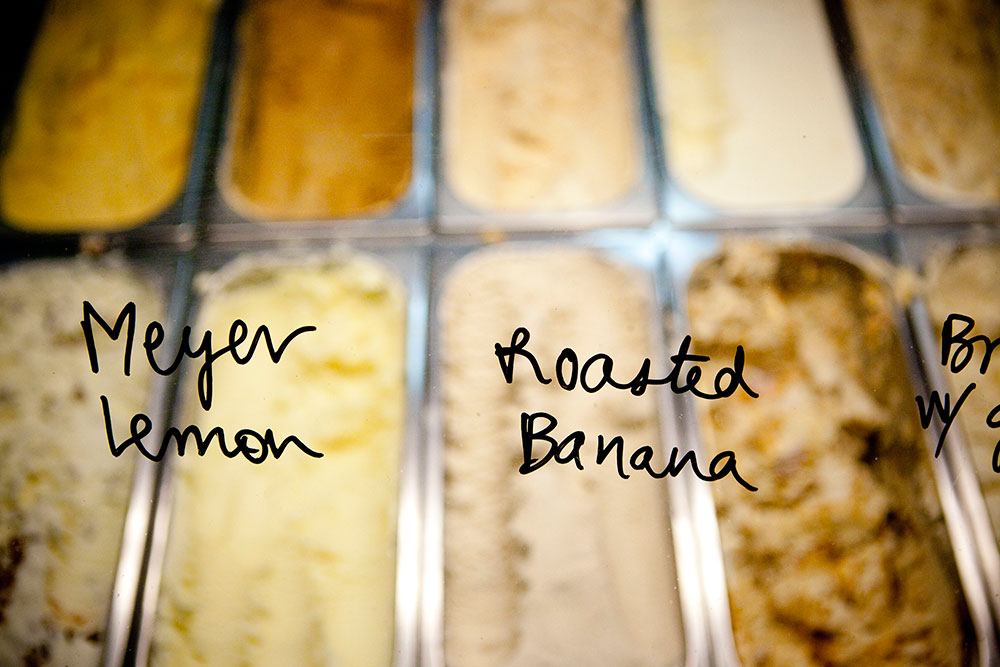 Bi-rite Creamery Roasted Banana