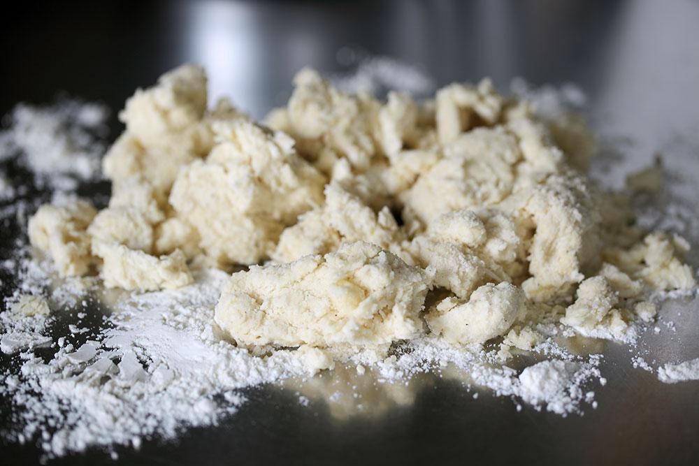Biscuit hamur