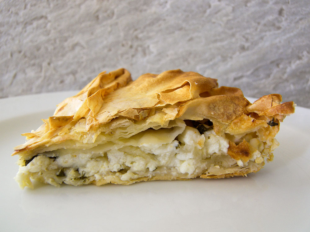 Feta Cheese & Mint Börek