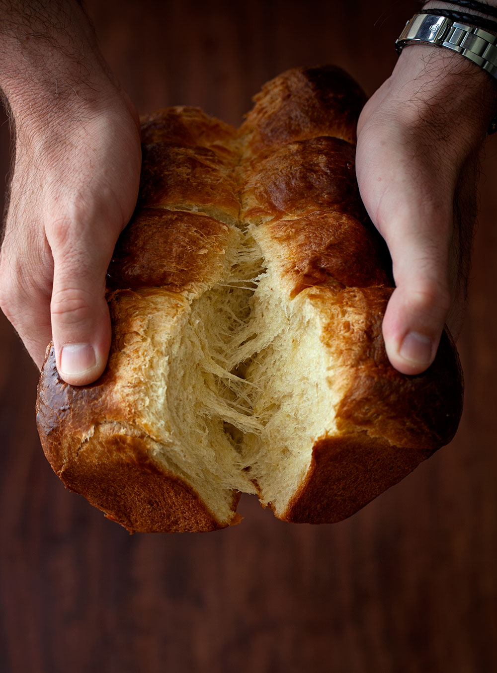 Brioche Ekmeği