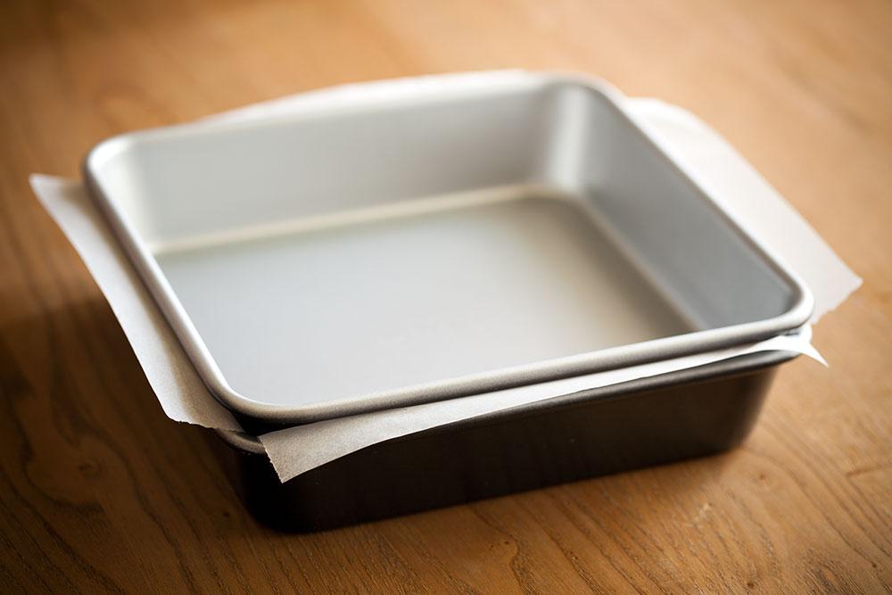Baking pan 1