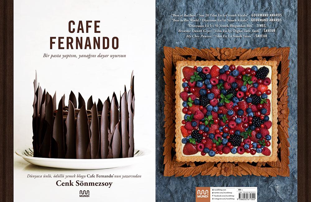 Cafe Fernando Kitap