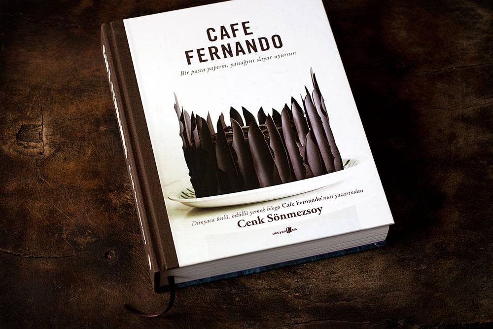 Cafe Fernando Cookbook 1