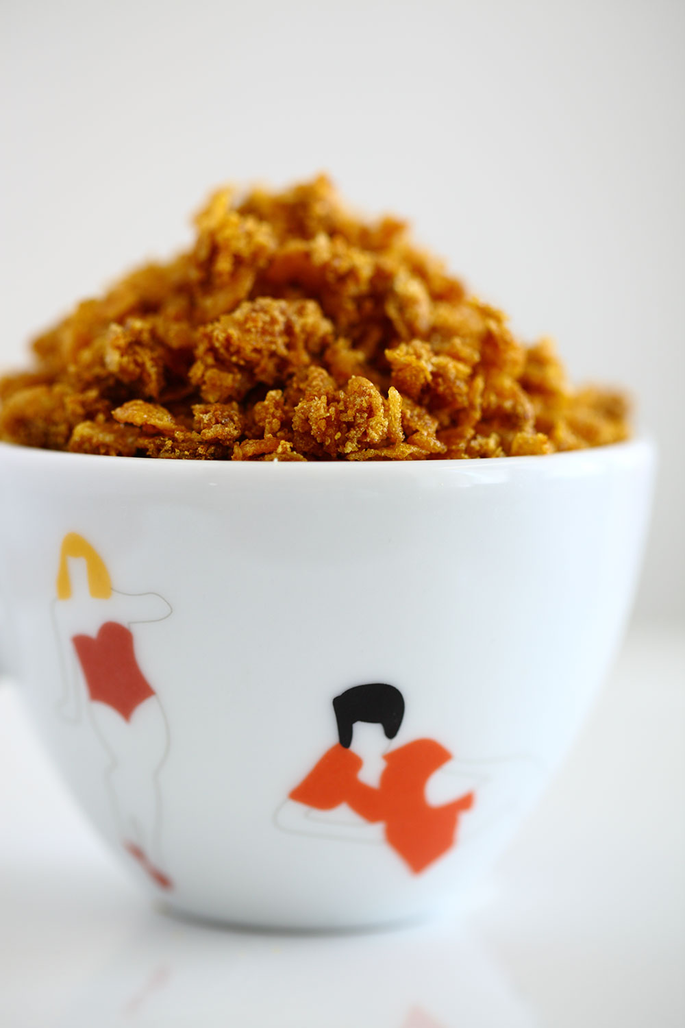 Caramelized Cornflakes