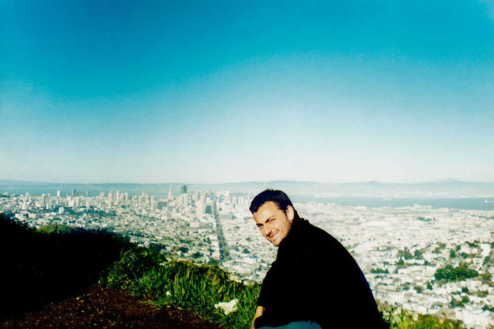 Cenk San Francisco