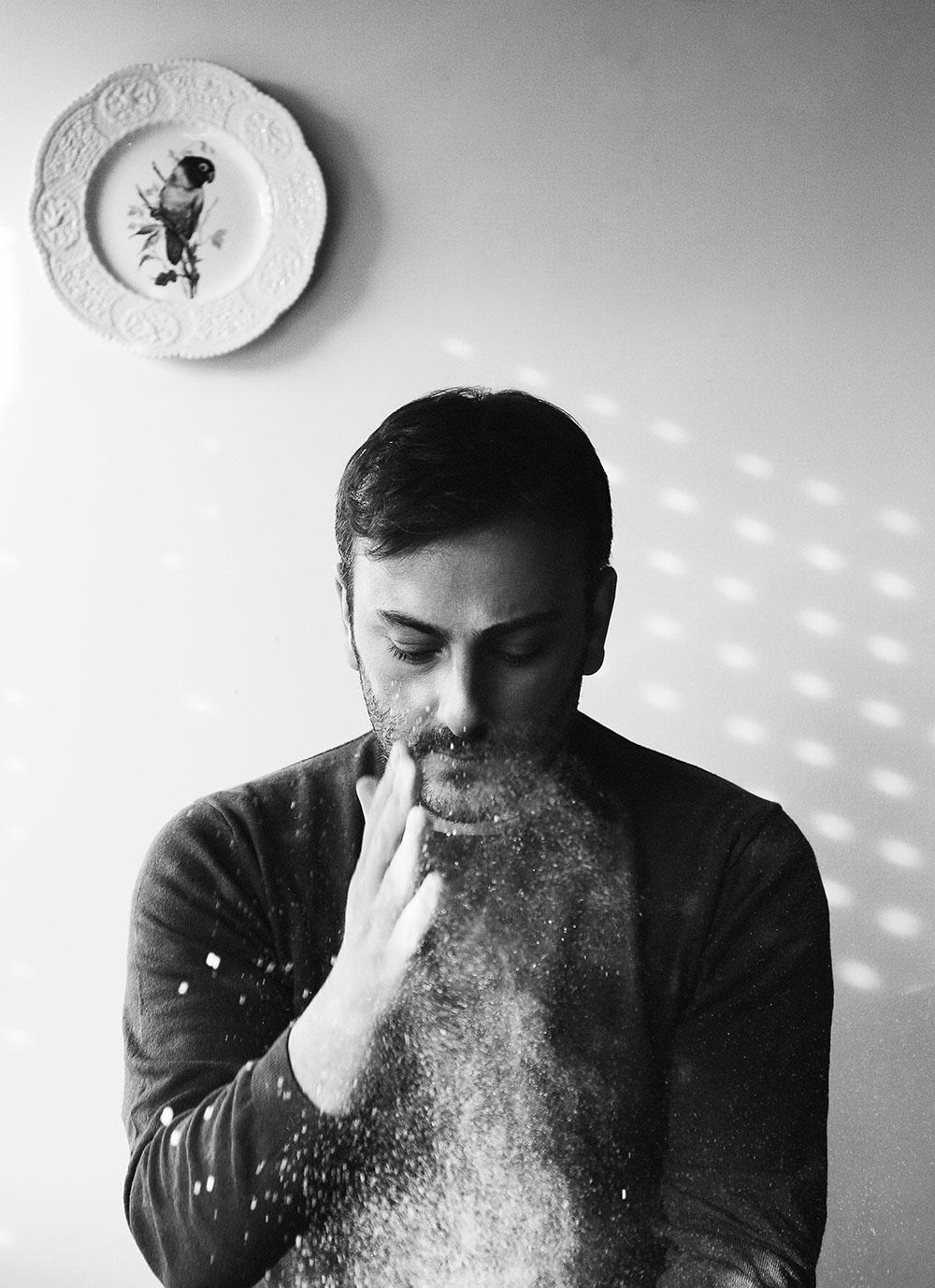 Cenk Sönmezsoy - The Artful Baker Author