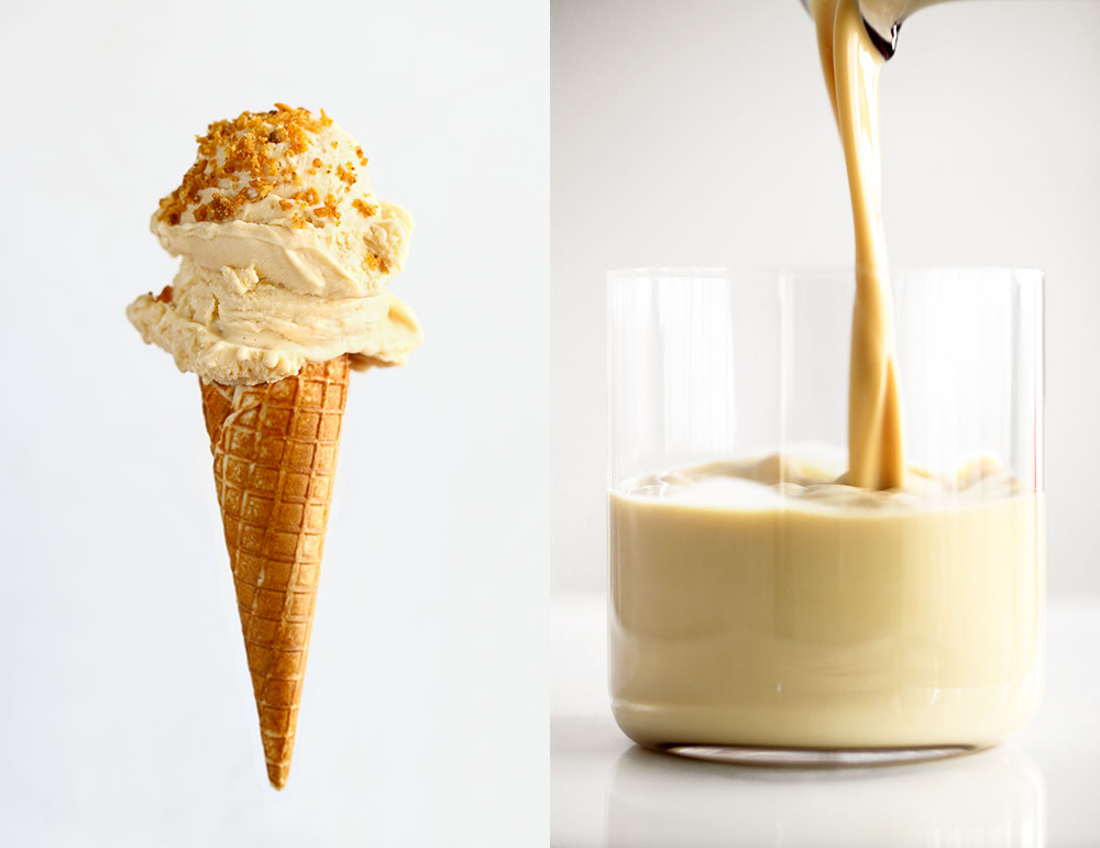 Momofuku's Cereal Milk Ice Cream