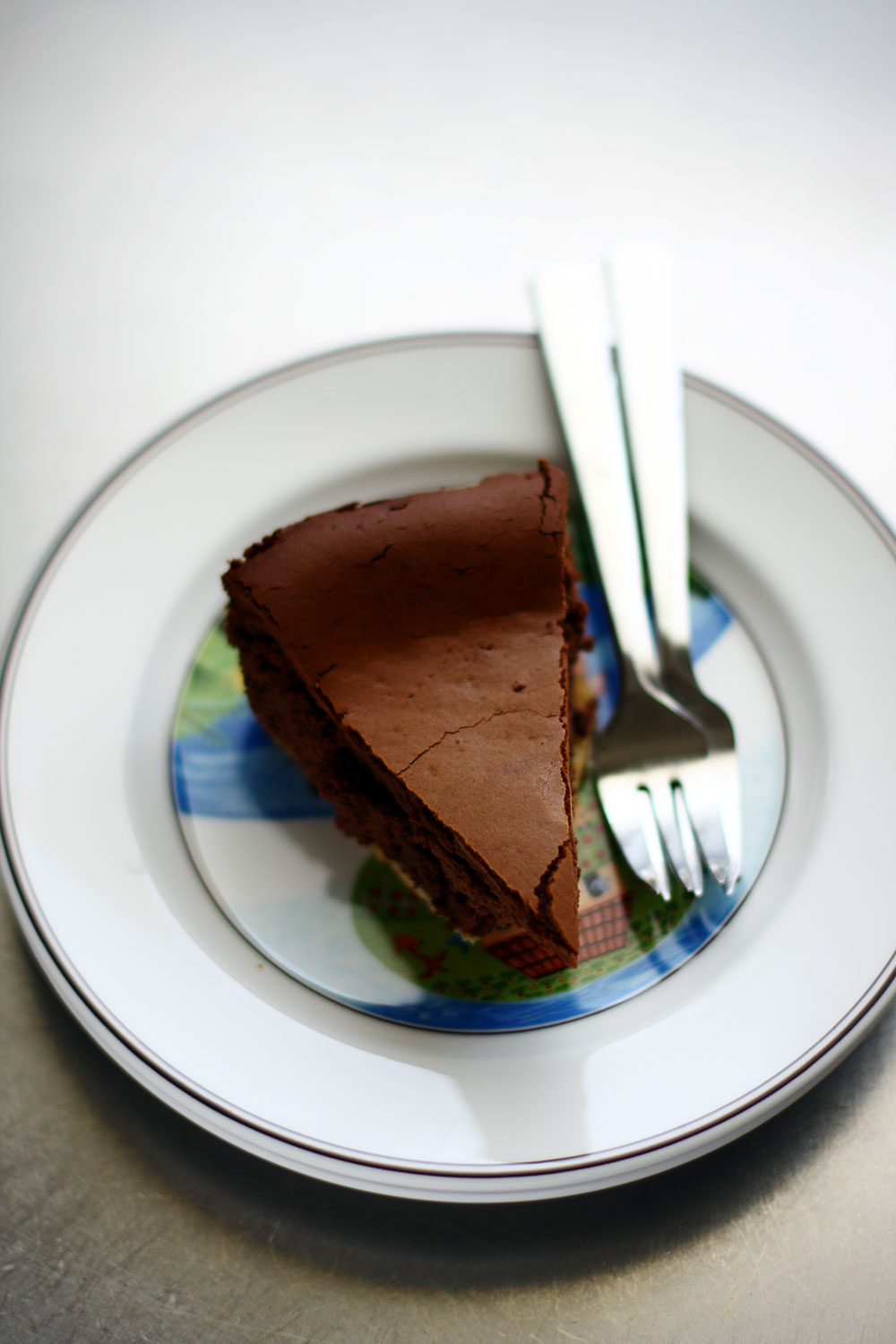 Chocolate Cheesecake 2