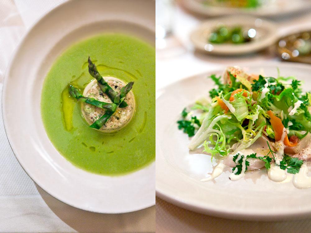 Chez Panisse Asparagus Soup