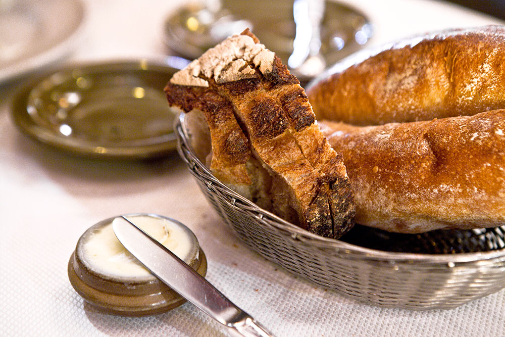 Chez Panisse Bread