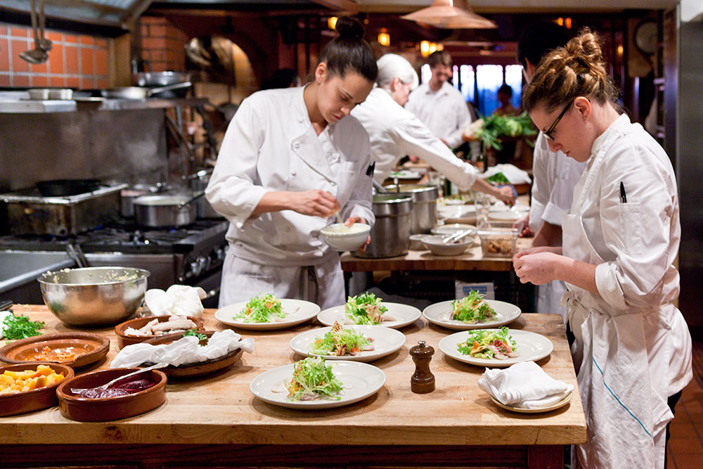 Chez Panisse Kitchen 4