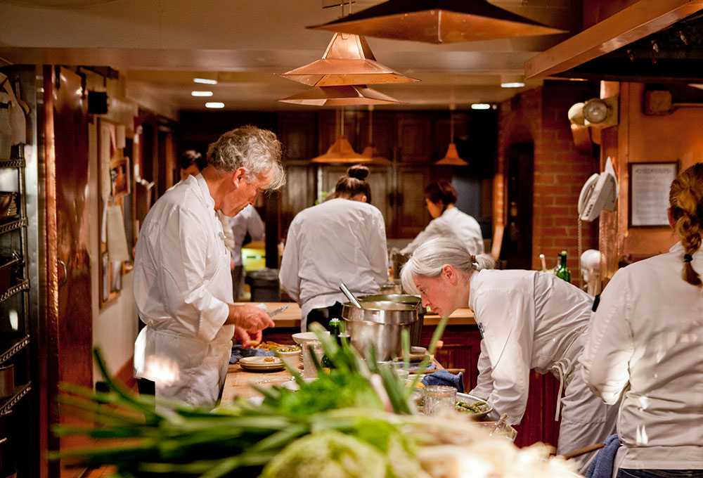 Chez Panisse Kitchen 5