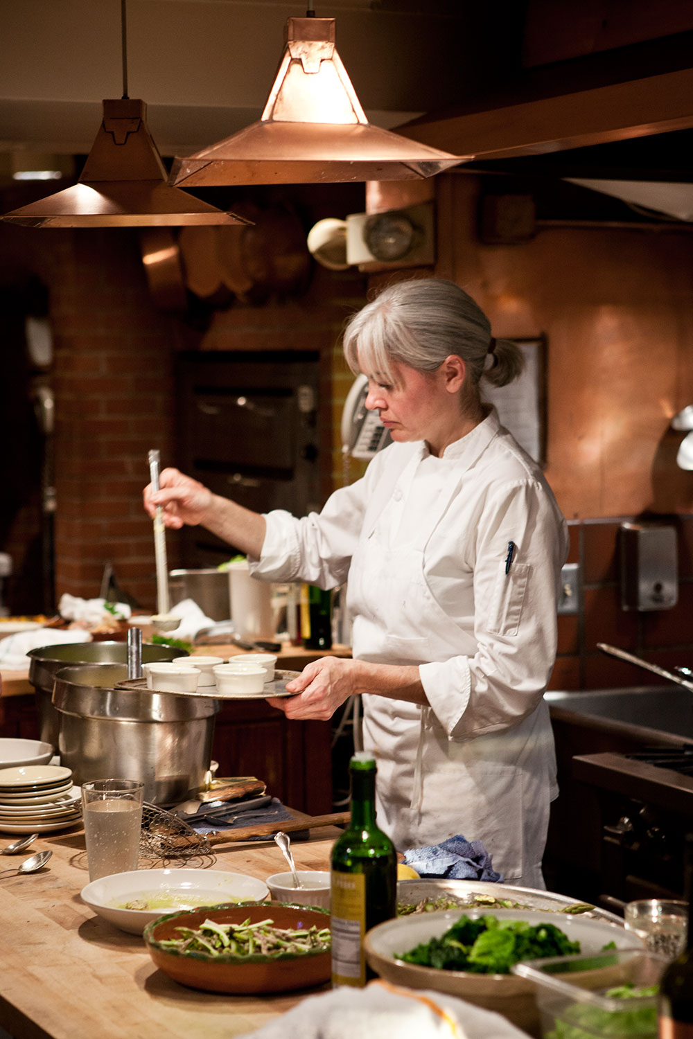 Chez Panisse Kitchen 6