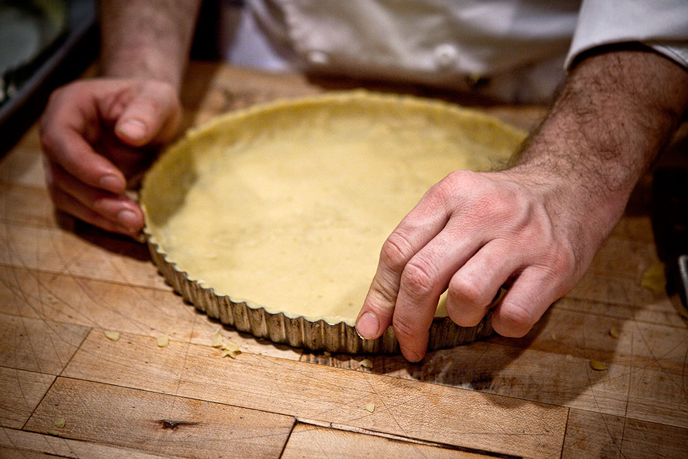 Chez Panisse Tart Dough