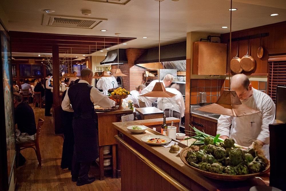 Chez Panisse Cafe 2