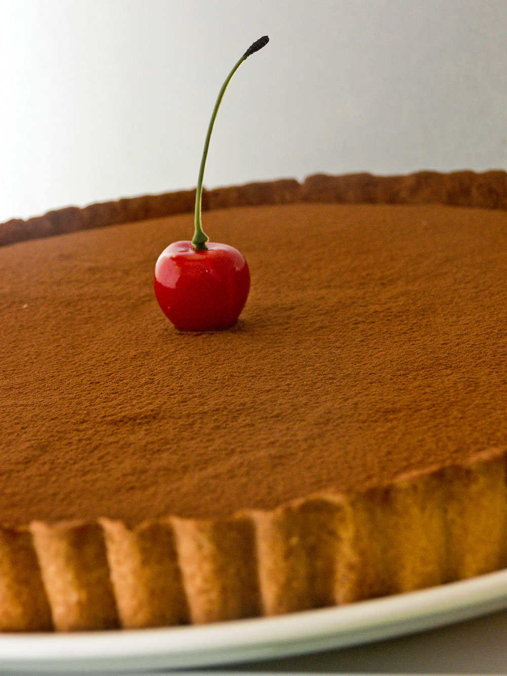 Chocolate Ganache Tart 2