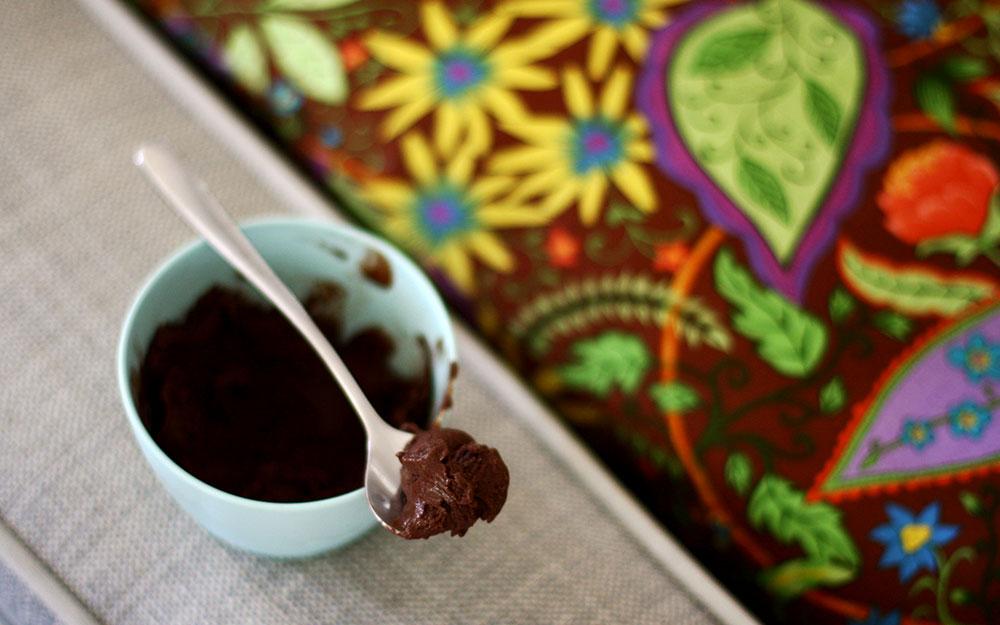 Çikolatalı Gelato