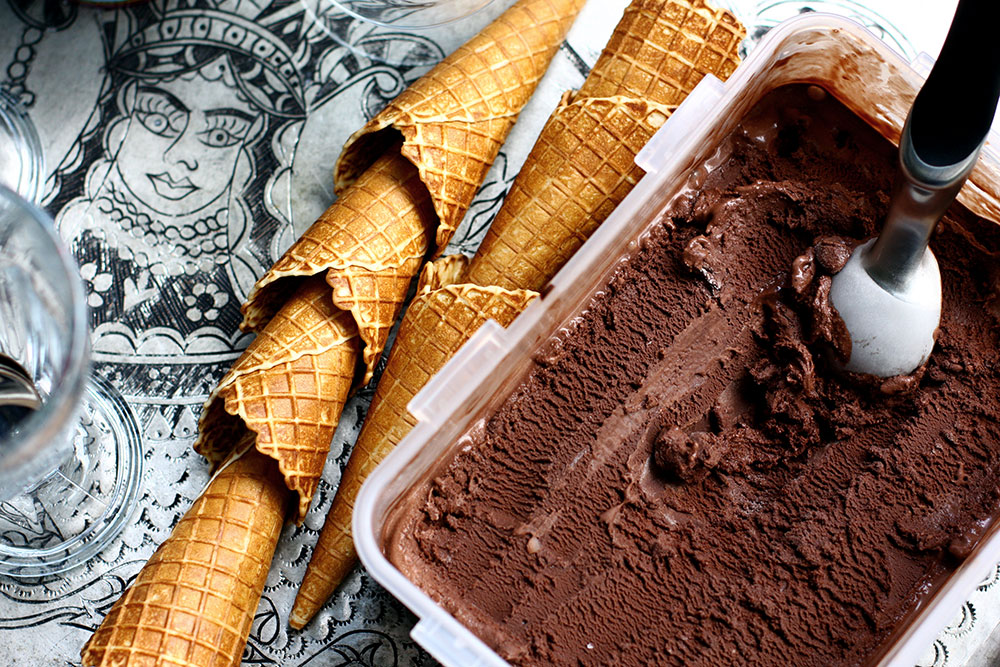 Chocolate Gelato 3
