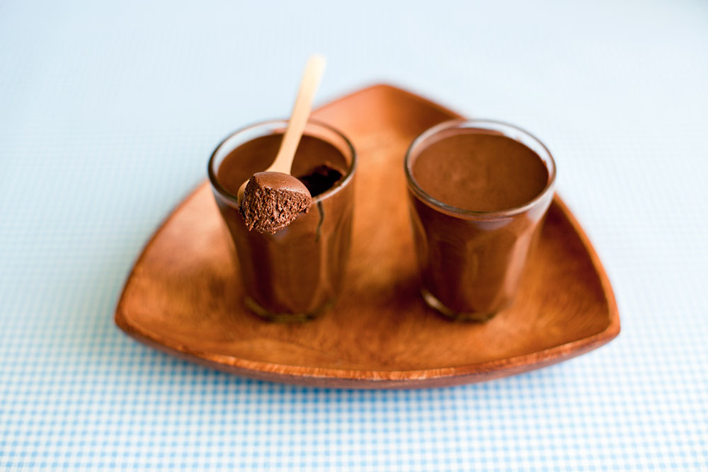 chocolate chantilly - chocolate mousse recipe - herve this - Chocolate ...
