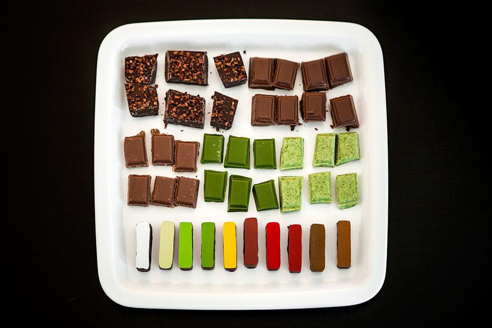 Çikolata Tabağı