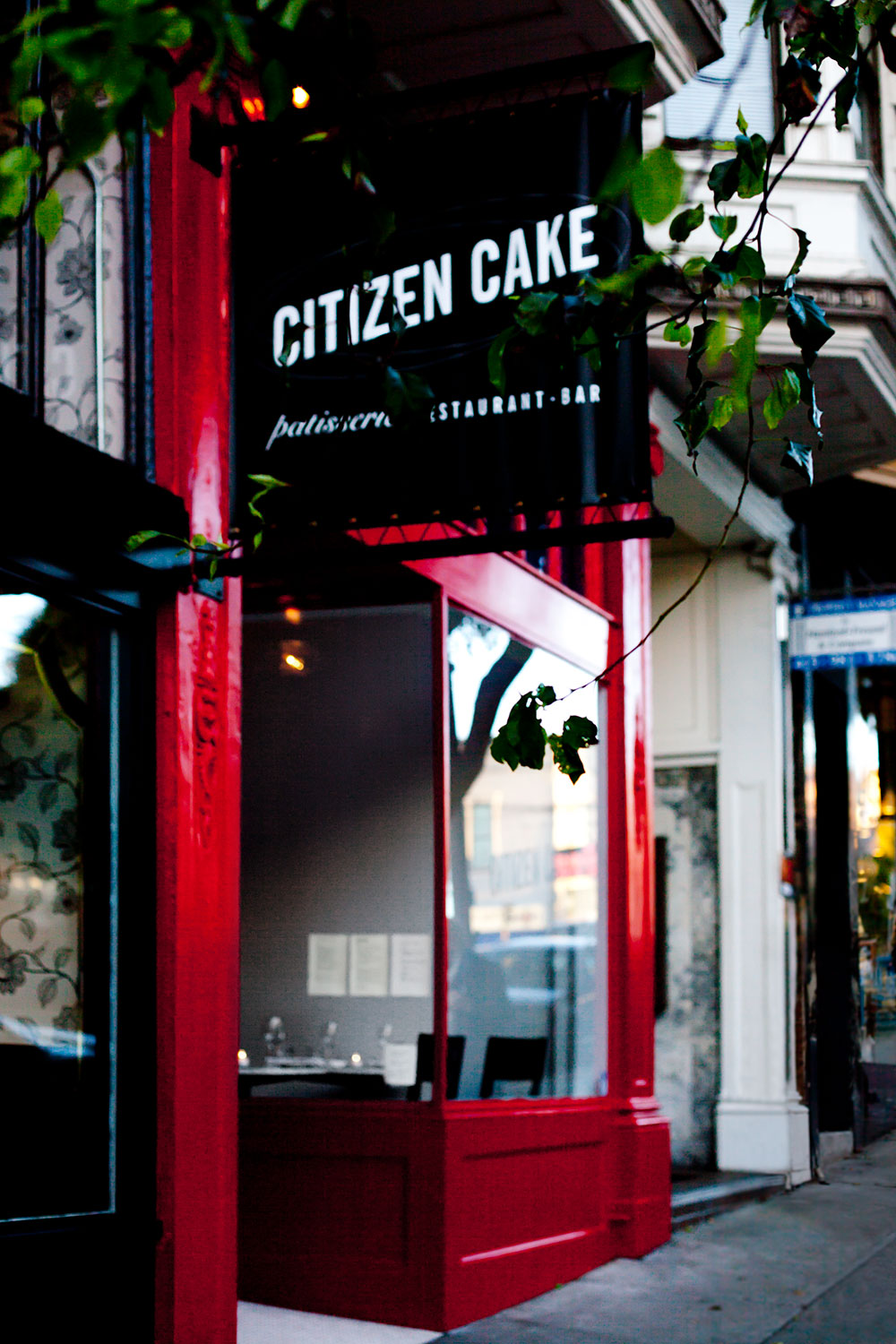 Citizen Cake