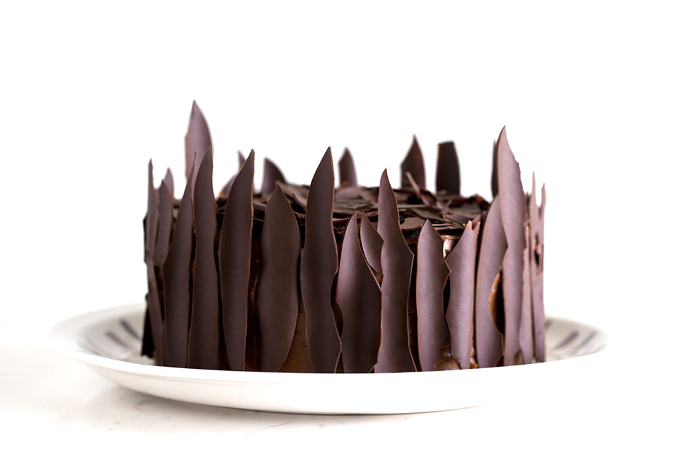 Devil's Food Cake for Design Sponge