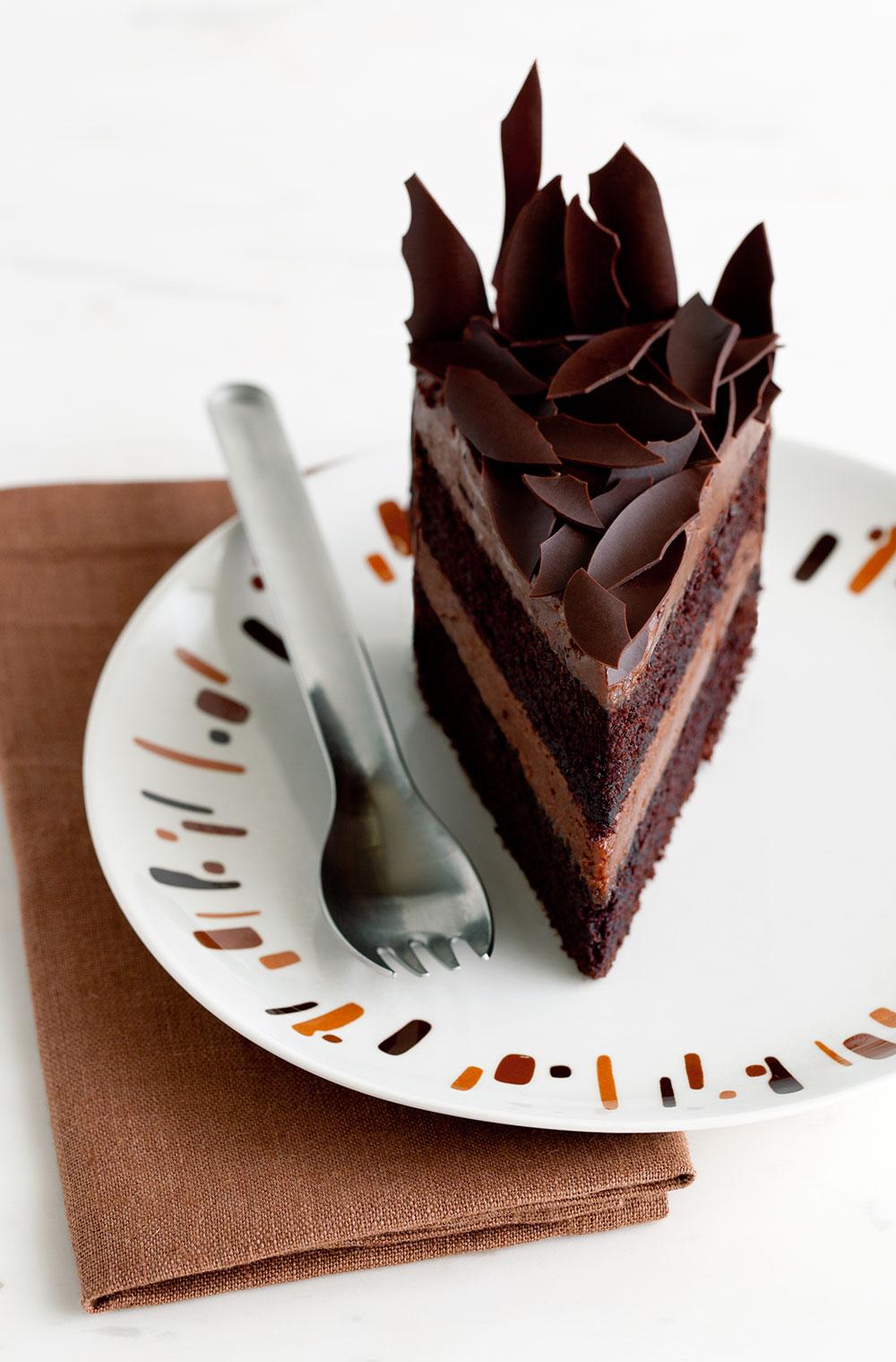 Devil's Food Cake 3