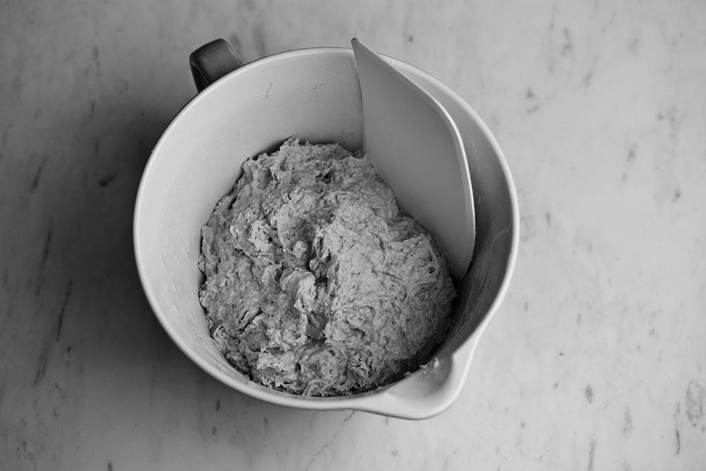 Ekşi Mayalı Ekmek - Adım 2