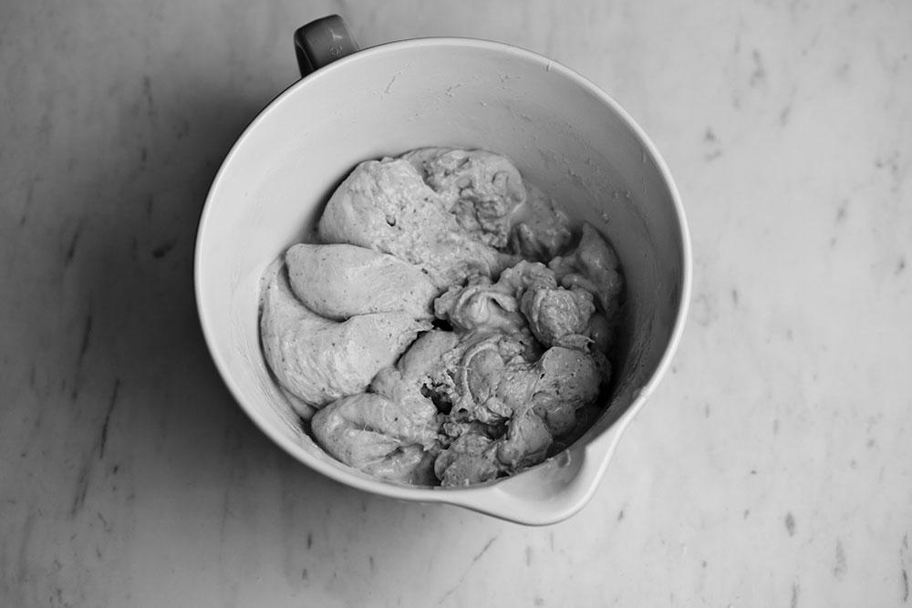 Ekşi Mayalı Ekmek - Adım 3