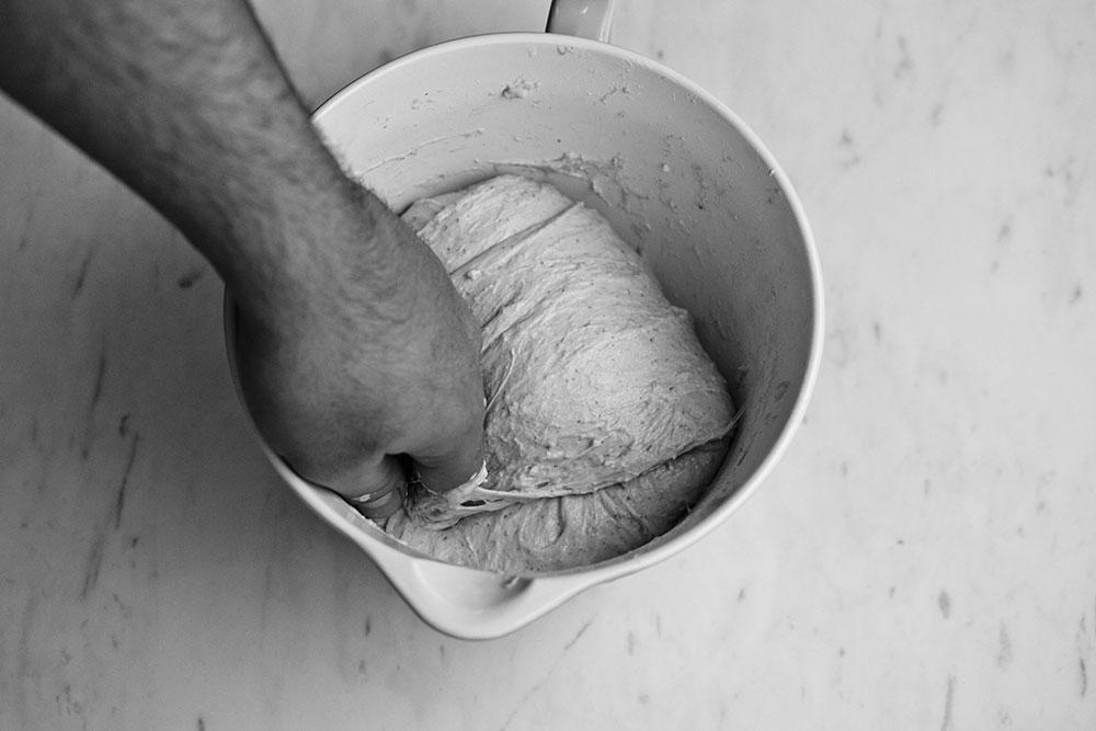 Ekşi Mayalı Ekmek - Adım 9