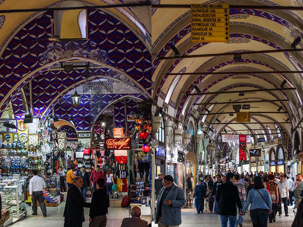 The Grand Bazaar Istanbul 3