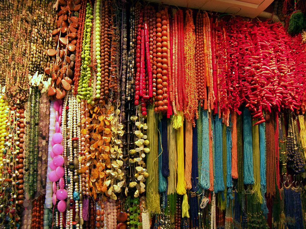 The Grand Bazaar Beads
