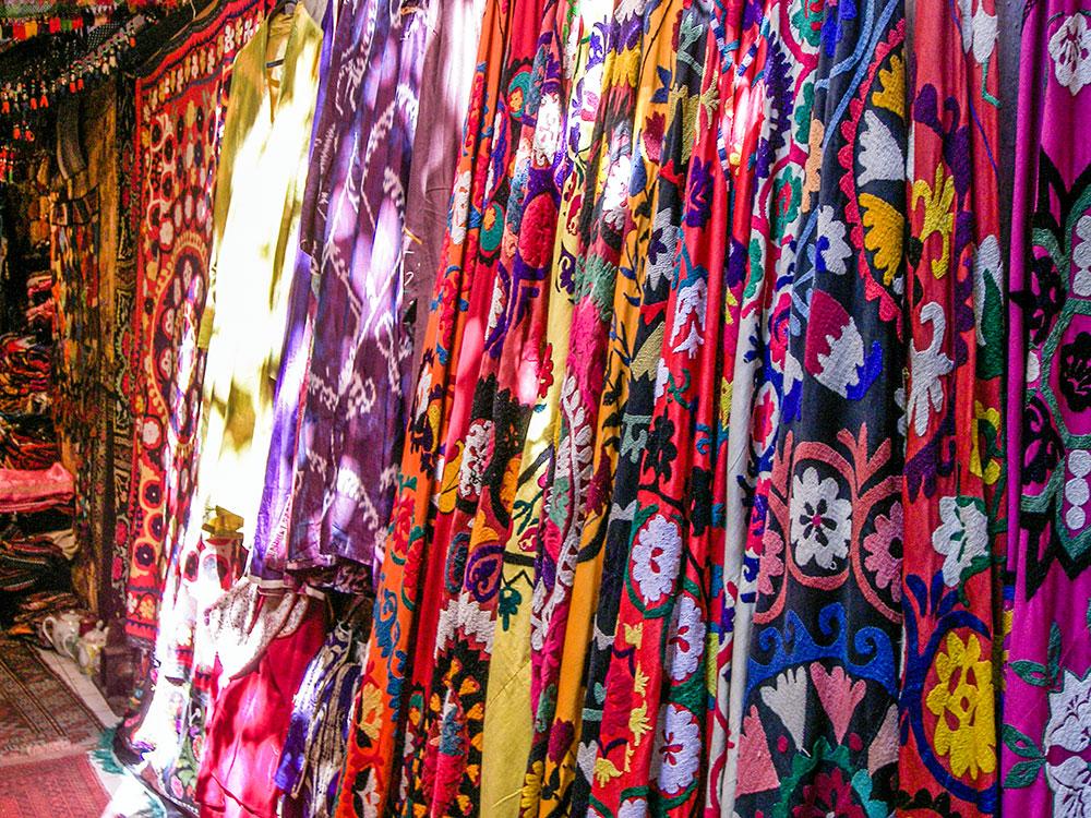 The Grand Bazaar Fabrics