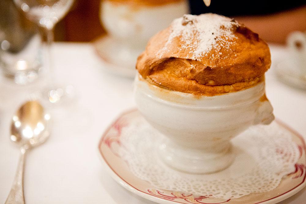 Grand Marnier Souffle 1