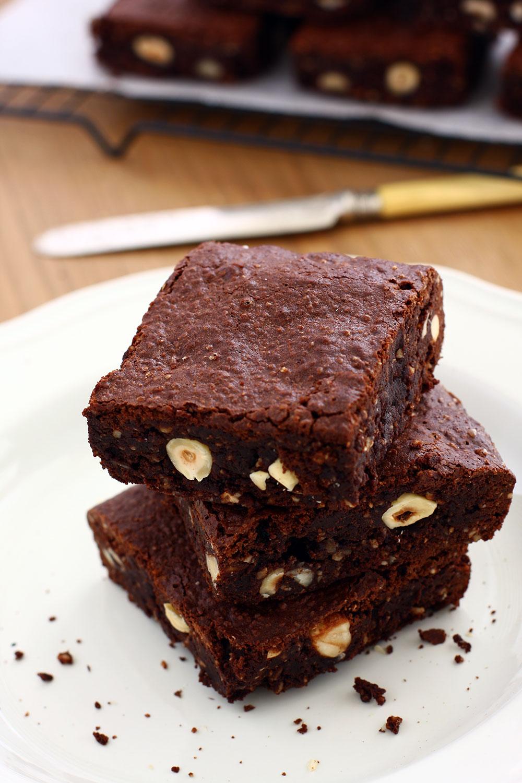 Fındıklı Brownie 2