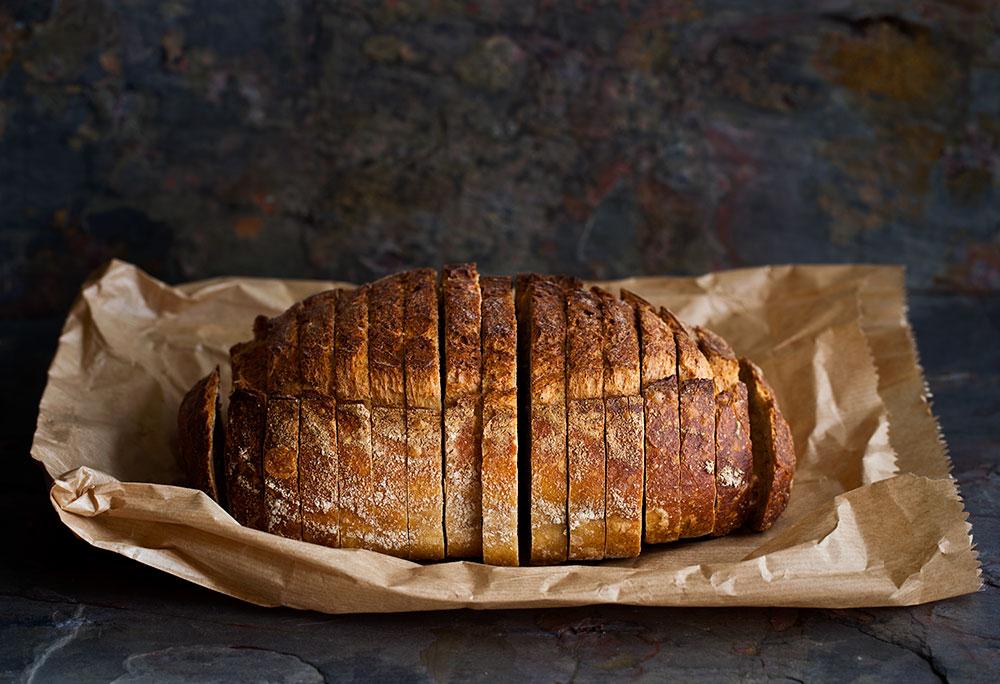 Kantin Ekşi Mayalı Ekmek