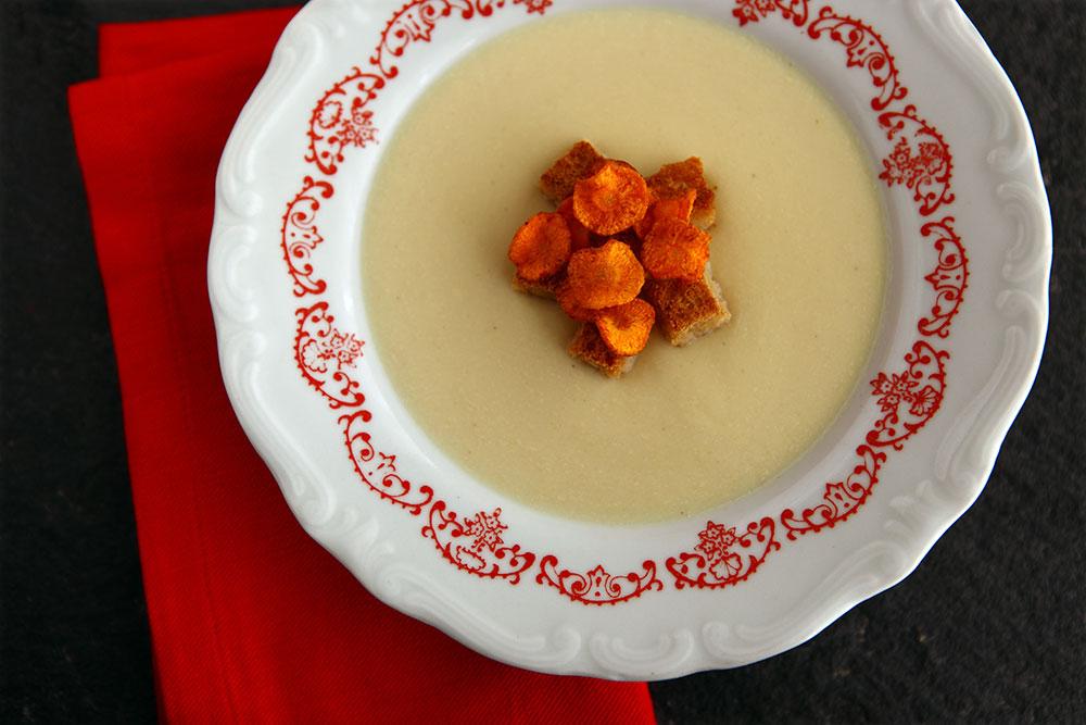 Karnabahar Çorbası