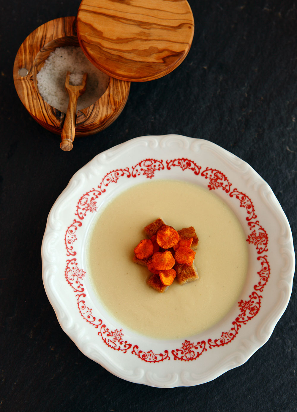 Karnabahar Çorbası 2