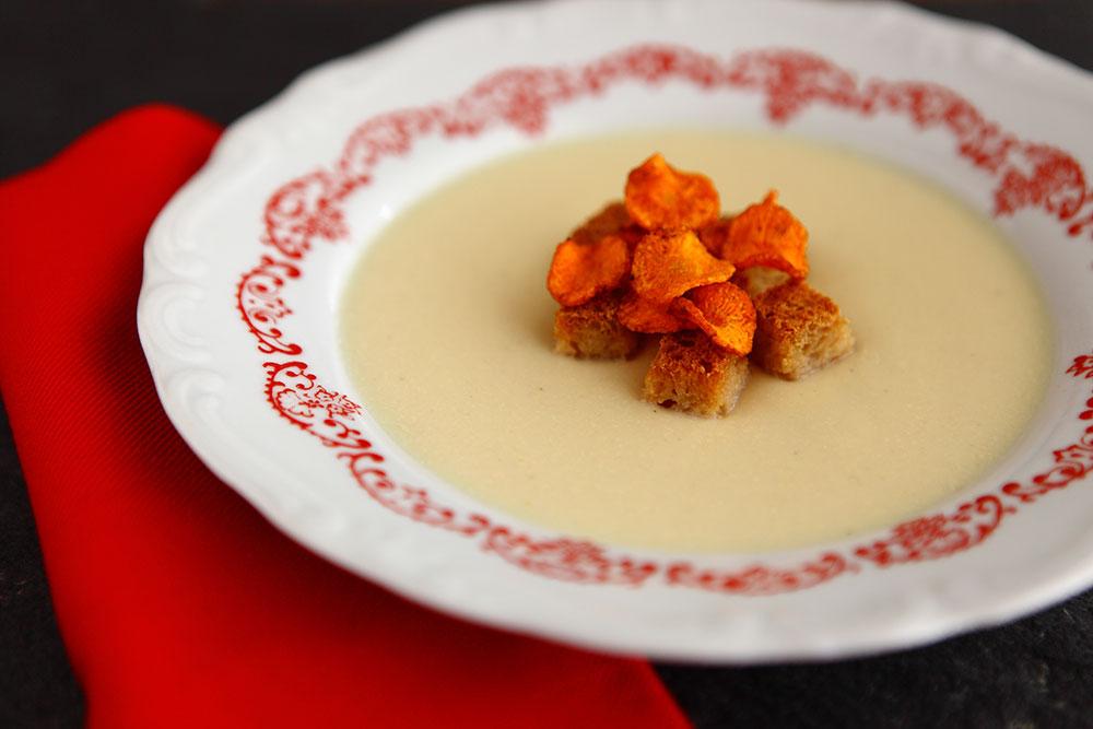 Karnabahar Çorbası 3