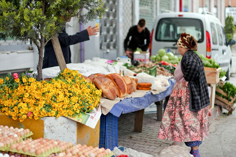 Kasimpasa Kastamonu Food Market 18