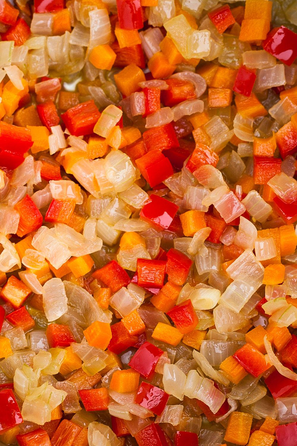 Kavrulmuş Sebzeler
