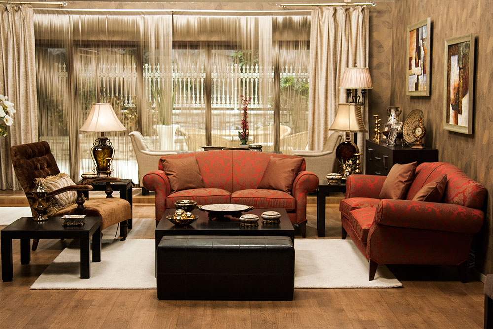 Golden Girls Living Room
