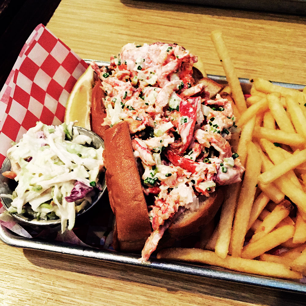 Woodhouse Lobster Roll