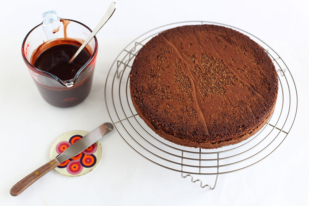 L'Orange - Orange, Chocolate and Almond Cake 5