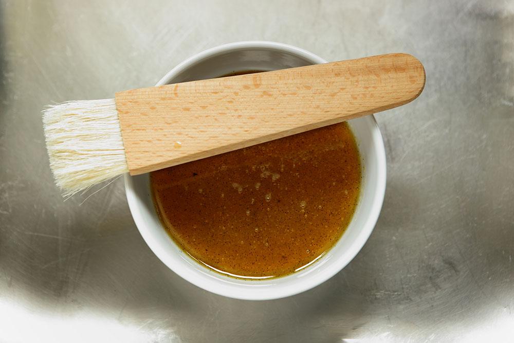Mangolu Vanilyalı Şurup