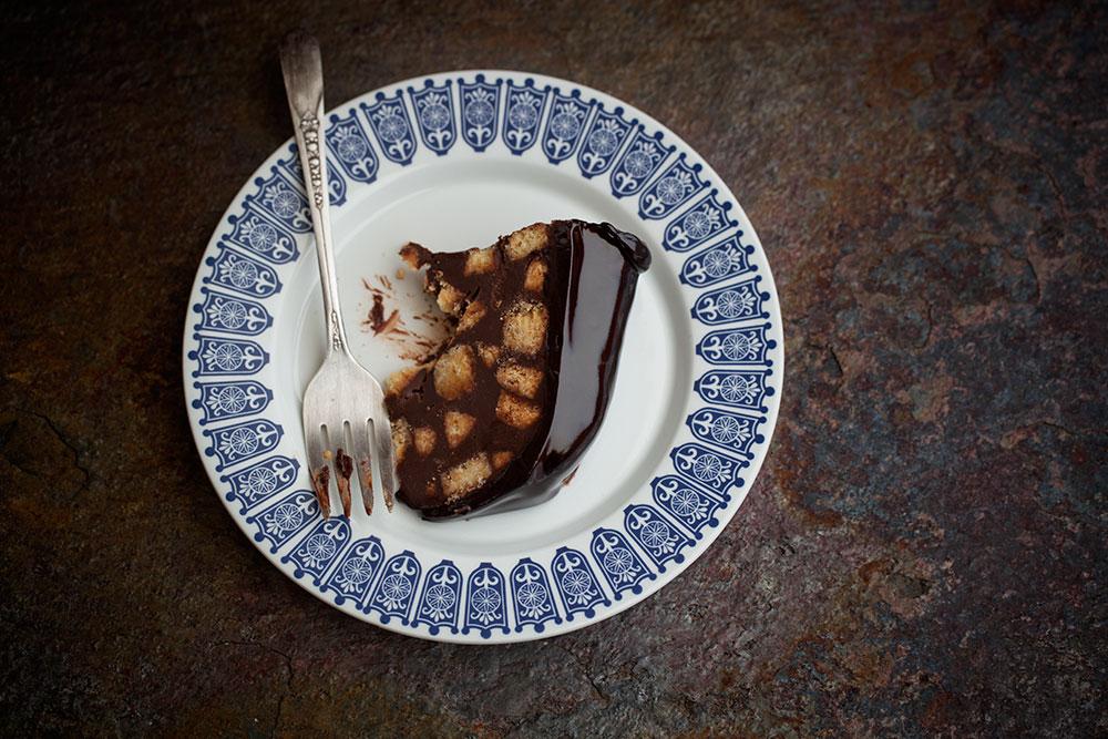 Mozaik Pasta Tarifi - Dilim 2